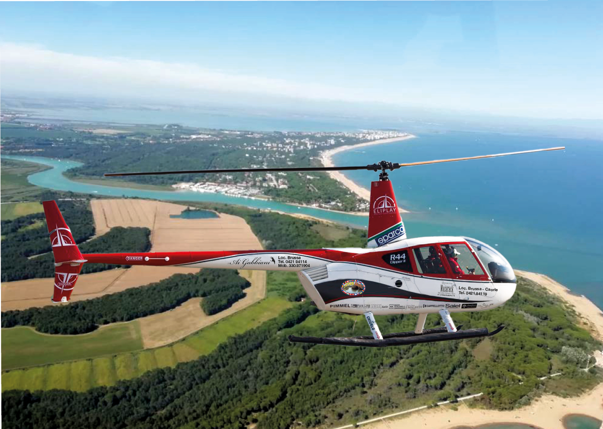 """TOUR BY BOAT AND HELICOPTER  """"FROM BLUE TO BLUE"""""""