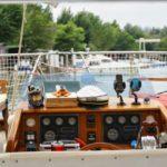 Captain Igloo® - plancia di comando dell'imbarcazione