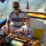 Captain Igloo® - il capitano con il futuro capitano