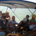 Captain Igloo® - foto durante un'escursione in barca a Bibione