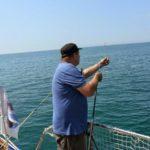 Captain Igloo® - foto sessione pesca sportiva Bibione
